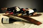 <pre>Barrel Stave Wine Rack</pre>