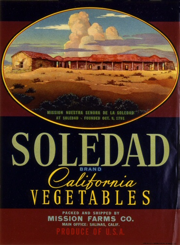 Product Image for Soledad Brand 18x24