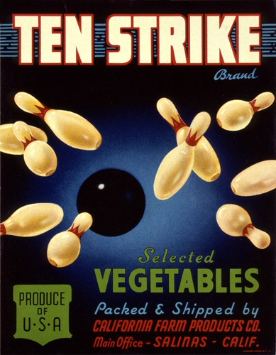 Product Image for Ten Strike 18x24