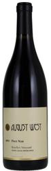 2012 August West Rosella\'s Syrah