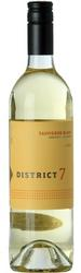 2016 District 7 Sauvignon Blanc