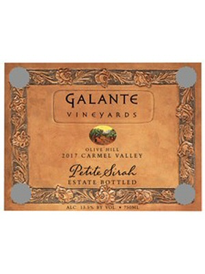 Product Image for 2017 Galante Petite Sirah