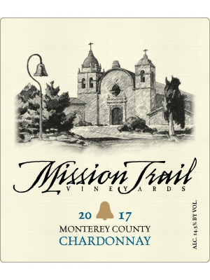 Product Image for 2017 Mission Trail Vineyards Chardonnay