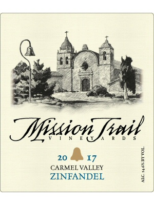 Product Image for 2017 Mission Trail Vineyards Zinfandel