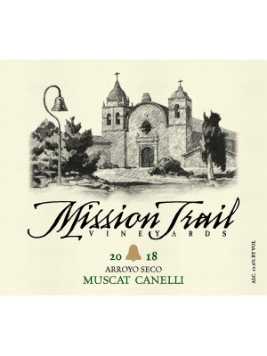 Product Image for 2018 Mission Trail Vineyards Muscat Canelli
